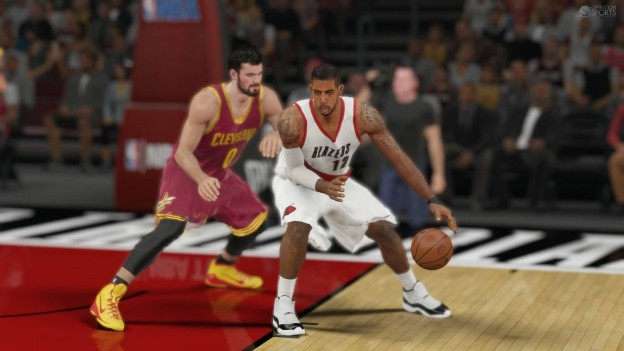 NBA 2K15 Screenshot #219 for PS4