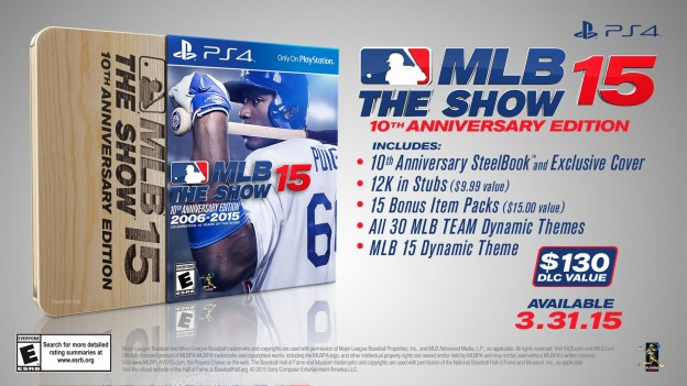 MLB 15 The Show Screenshot #31 for PS4