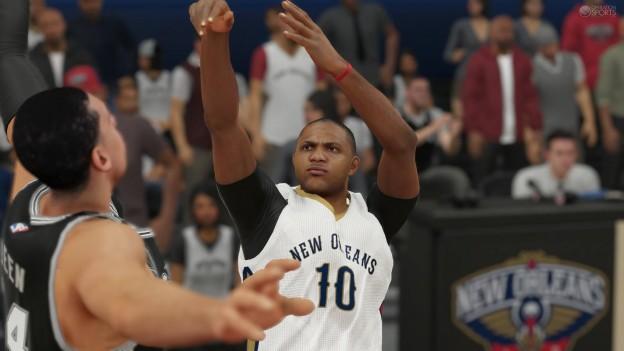 NBA 2K15 Screenshot #221 for PS4