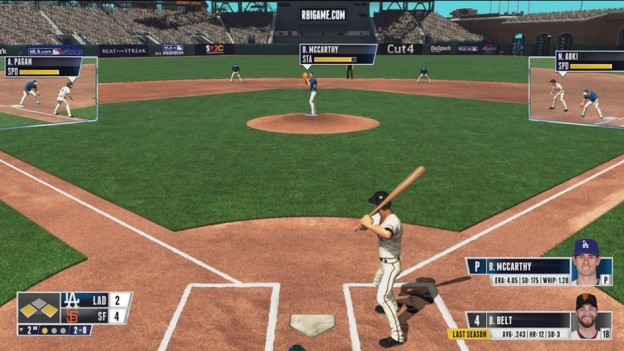 R.B.I. Baseball 15 Screenshot #3 for Xbox One