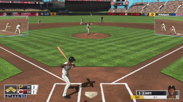 R.B.I. Baseball 15 Screenshot #4 for Xbox One
