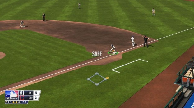 R.B.I. Baseball 15 Screenshot #5 for Xbox One