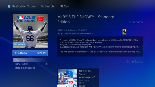 MLB 15 The Show Screenshot #42 for PS4