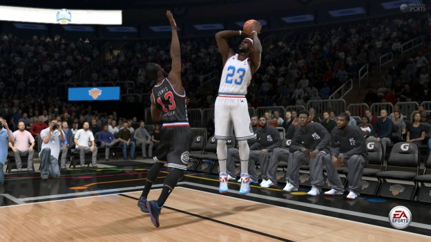 NBA Live 15 Screenshot #317 for PS4