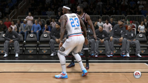 NBA Live 15 Screenshot #318 for PS4