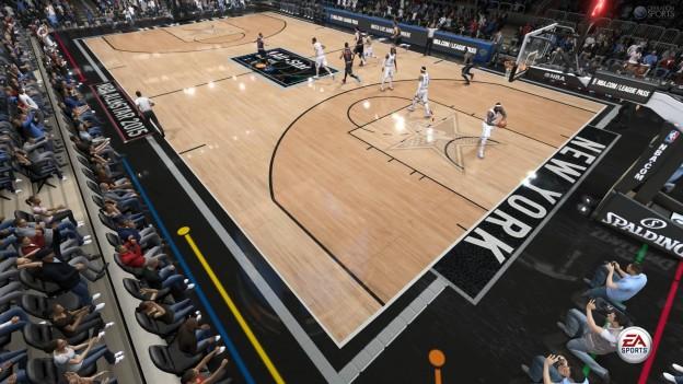 NBA Live 15 Screenshot #319 for PS4