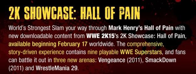 WWE 2K15 Screenshot #41 for PS4
