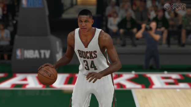 NBA 2K15 Screenshot #32 for Xbox One