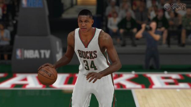 NBA 2K15 Screenshot #32 for Xbox One