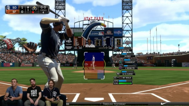 MLB 15 The Show Screenshot #44 for PS4