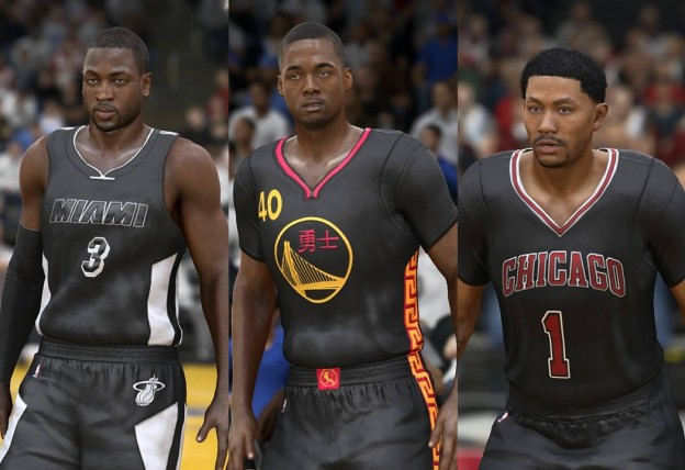 NBA Live 15 Screenshot #321 for PS4