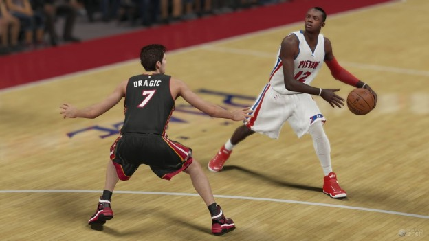 NBA 2K15 Screenshot #231 for PS4