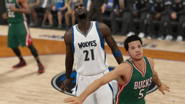 NBA 2K15 Screenshot #232 for PS4