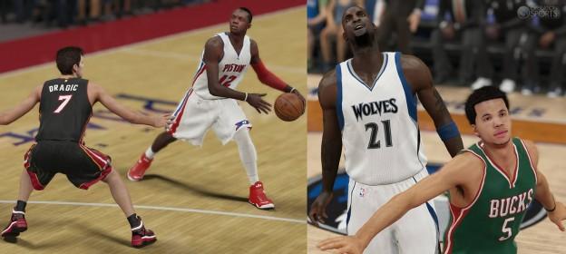 NBA 2K15 Screenshot #233 for PS4