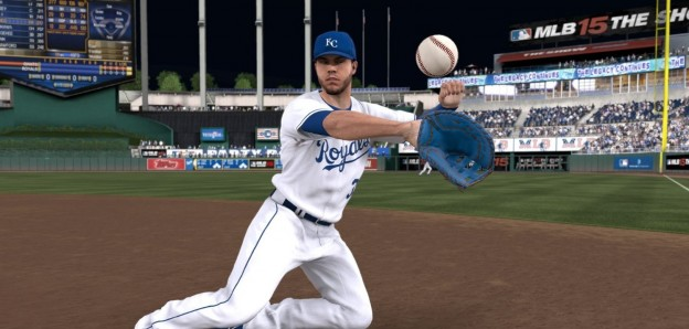 MLB 15 The Show Screenshot #1 for PS3