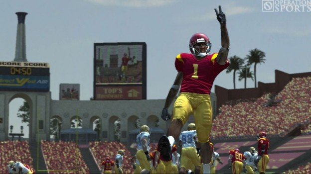 NCAA Football 08 Screenshot #6 for Xbox 360