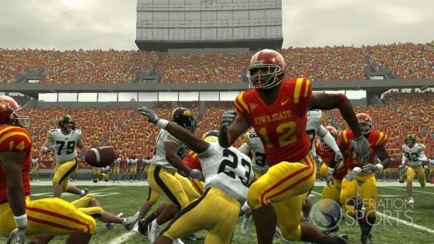 NCAA Football 09 Screenshot #527 for Xbox 360