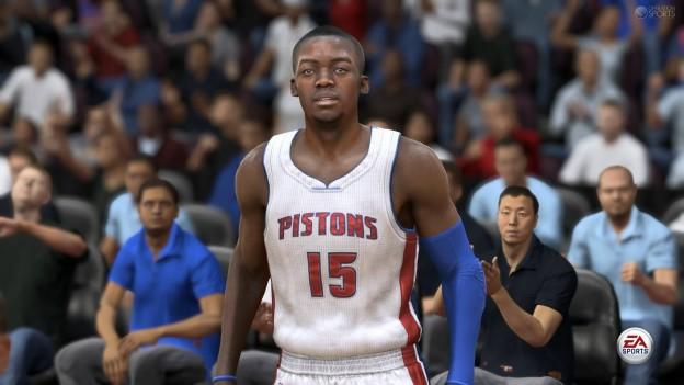 NBA Live 15 Screenshot #322 for PS4