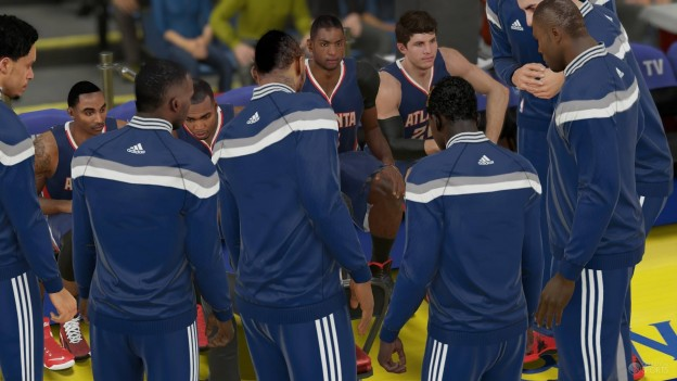 NBA 2K15 Screenshot #236 for PS4