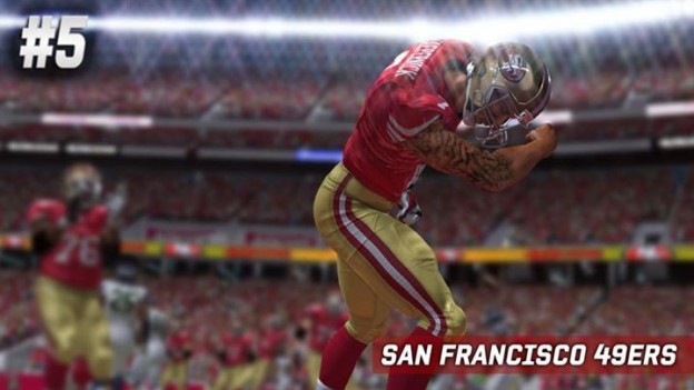 Madden NFL 15 Screenshot #253 for PS4