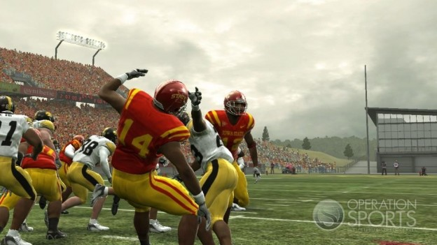 NCAA Football 09 Screenshot #528 for Xbox 360