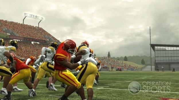 NCAA Football 09 Screenshot #529 for Xbox 360