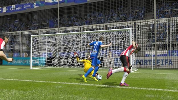 FIFA 15 Screenshot #121 for PS4