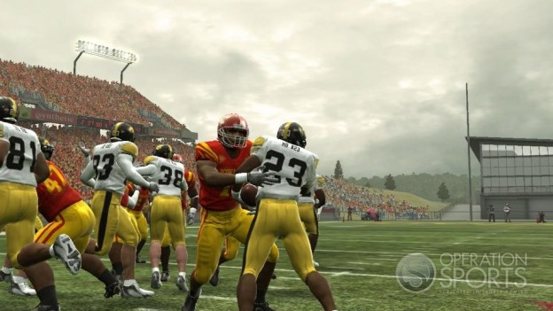 NCAA Football 09 Screenshot #530 for Xbox 360