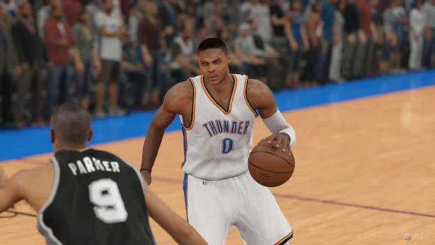 NBA 2K15 Screenshot #240 for PS4