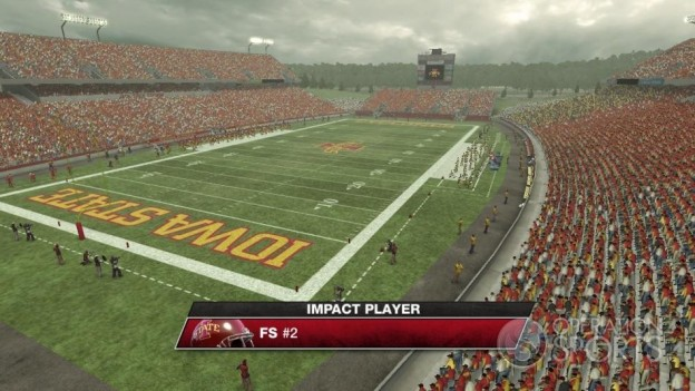 NCAA Football 09 Screenshot #531 for Xbox 360