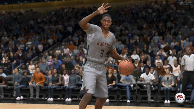 NBA Live 15 Screenshot #323 for PS4