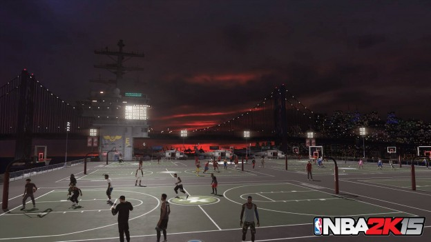 NBA 2K15 Screenshot #248 for PS4