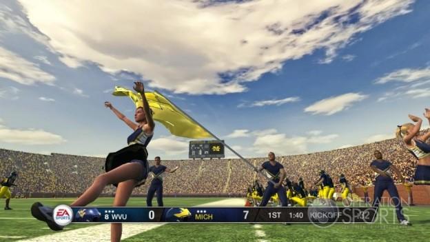 NCAA Football 09 Screenshot #535 for Xbox 360
