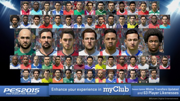PES 2015 Screenshot #28 for PS4