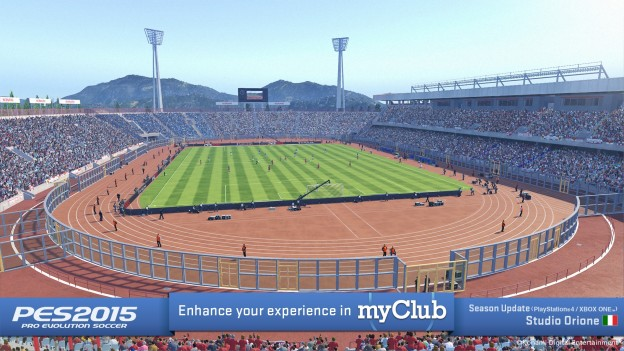 PES 2015 Screenshot #31 for PS4