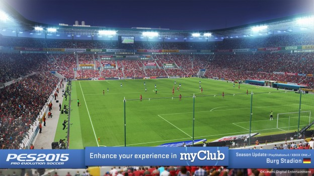 PES 2015 Screenshot #32 for PS4