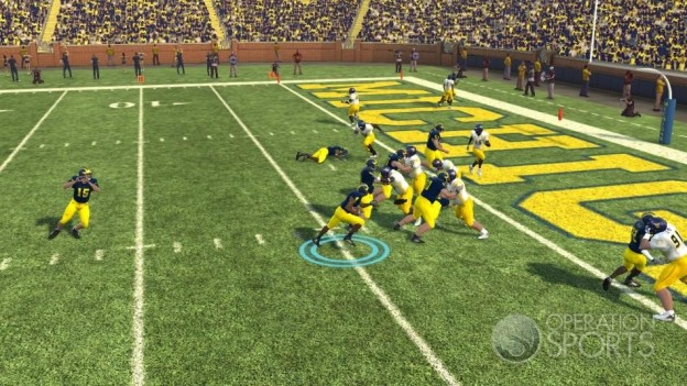NCAA Football 09 Screenshot #536 for Xbox 360