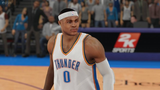 NBA 2K15 Screenshot #259 for PS4