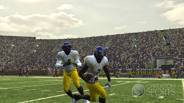 NCAA Football 09 Screenshot #538 for Xbox 360