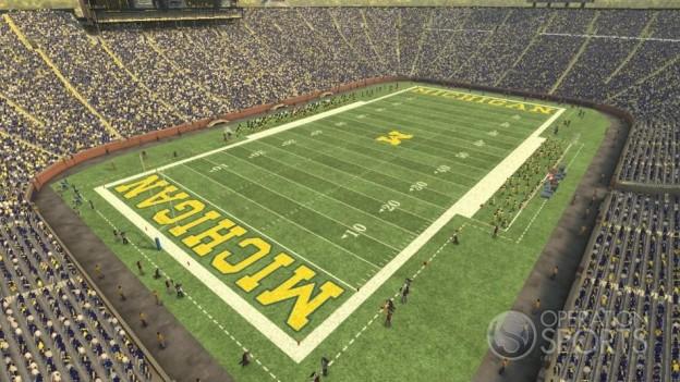 NCAA Football 09 Screenshot #539 for Xbox 360