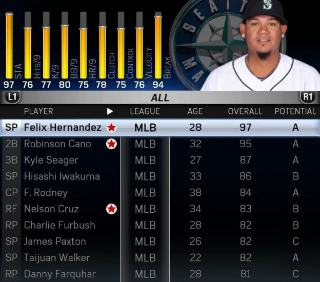 MLB 15 The Show Screenshot #102 for PS4