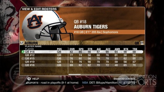 NCAA Football 09 Screenshot #544 for Xbox 360