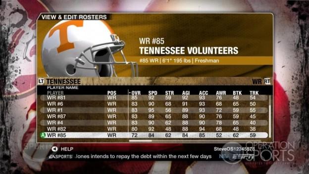 NCAA Football 09 Screenshot #545 for Xbox 360