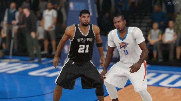 NBA 2K15 Screenshot #260 for PS4