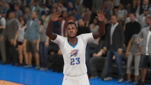 NBA 2K15 Screenshot #261 for PS4