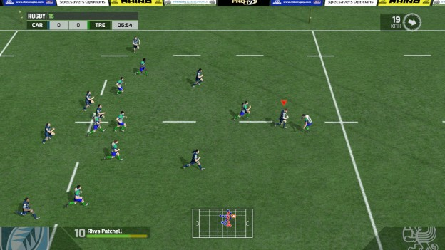 Rugby 15 Screenshot #1 for PS4