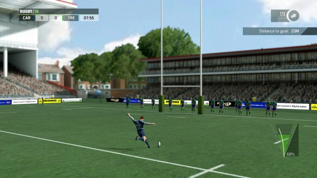 Rugby 15 Screenshot #2 for PS4