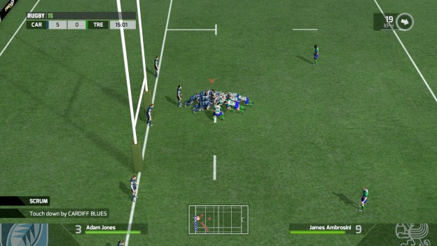 Rugby 15 Screenshot #3 for PS4