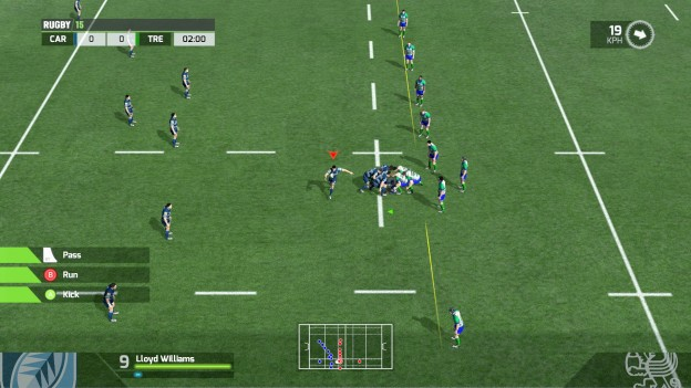 Rugby 15 Screenshot #4 for PS4