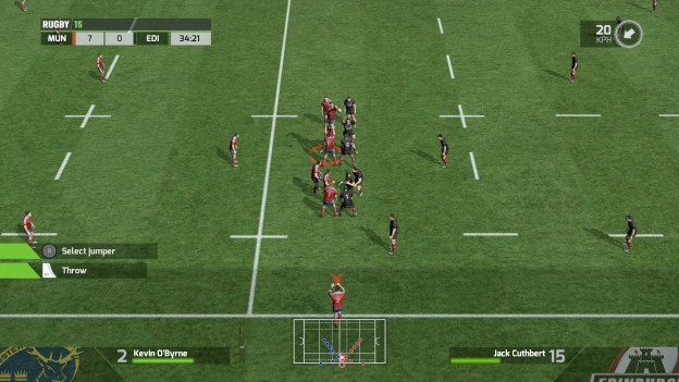 Rugby 15 Screenshot #5 for PS4